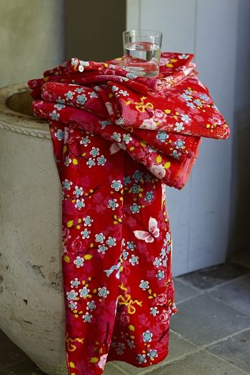 PiP Chinese Blossom Rood