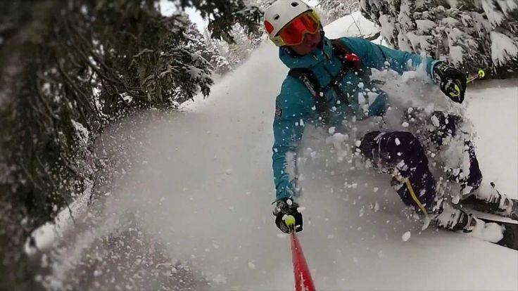 Days of Powder in Sportgastein - Gastein, Winter 2011/12
