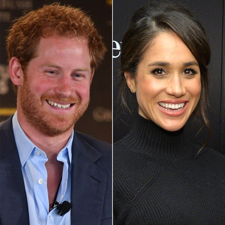 Prince Harry Is Reportedly Dating Suits Actress Meghan Markle
