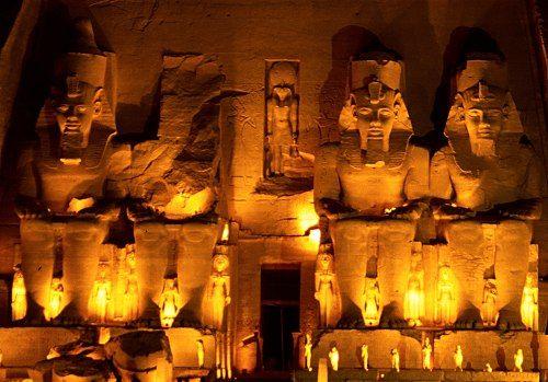 Abu Simbal - Egypt