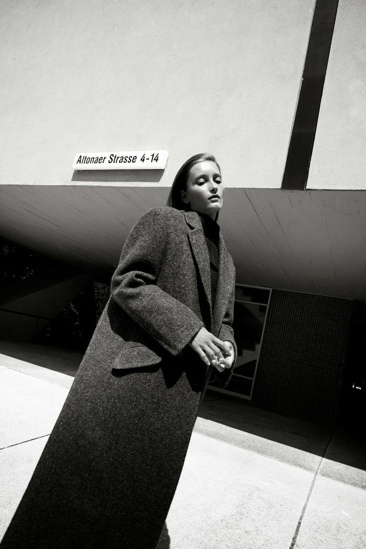1000 images about fashiontography on pinterest steven meisel acne paper and stella tennant - Coup de foudre en normandie ...