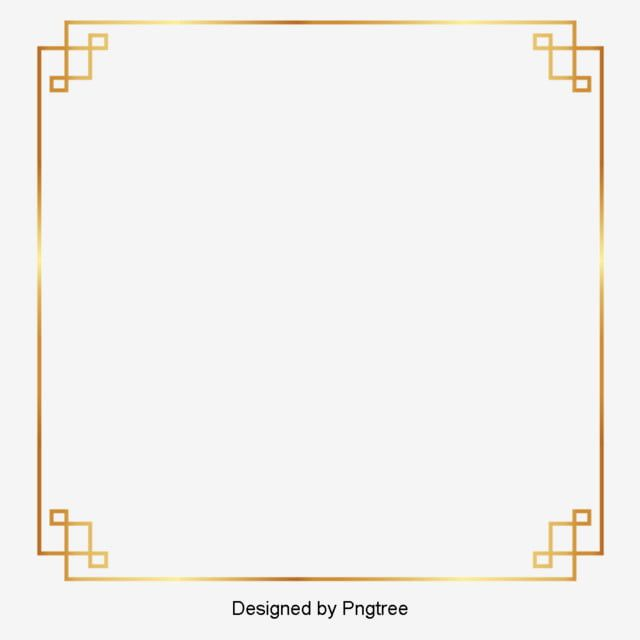 Hand Painted Chinese Wind Frame Rectangle Clipart Wind Frame Png Transparent Clipart Image And Psd File For Free Download Colorful Borders Design Frame Clipart Banner Background Images
