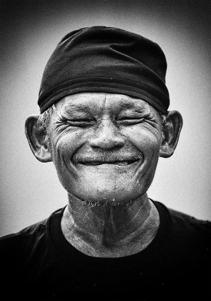 Happiness inside & out! - www.pinterest.com/wholoves/Beautiful faces - #beautiful #faces