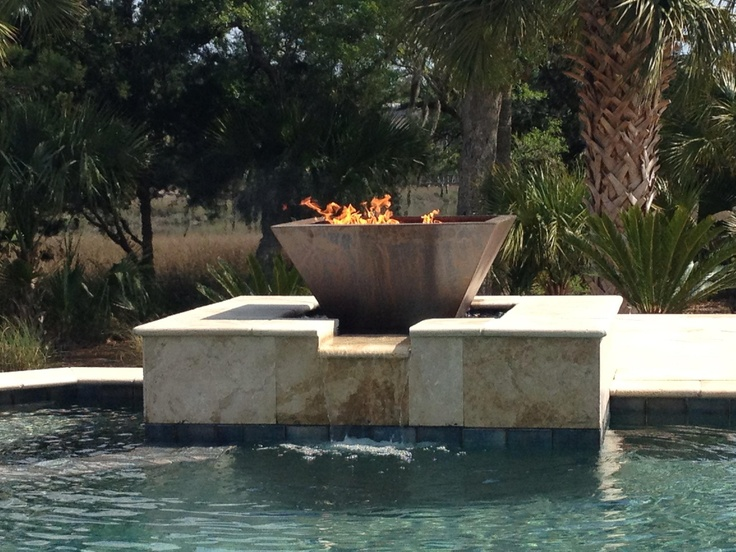15 best images about fire and water features on pinterest for Fire and water features