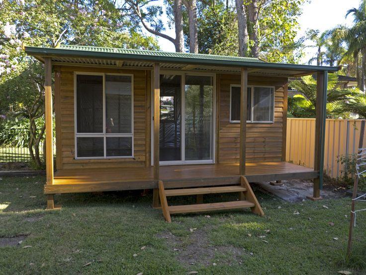 Backyard Getaways Brisbane :  Living on Pinterest  Backyard retreat, Studios and Outdoor living