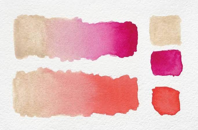 Buff Titanium Quin Rose Perione Orange Color Mixing Chart