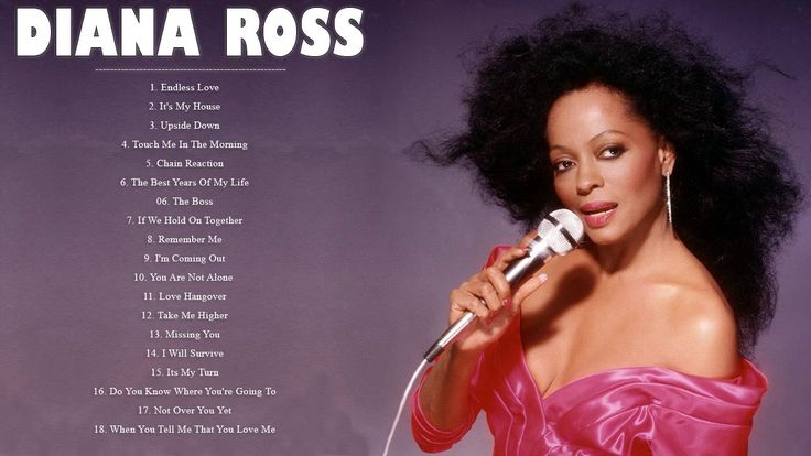 Diana Ross Image By Reds On Music Legends Best Songs Greatest Hits