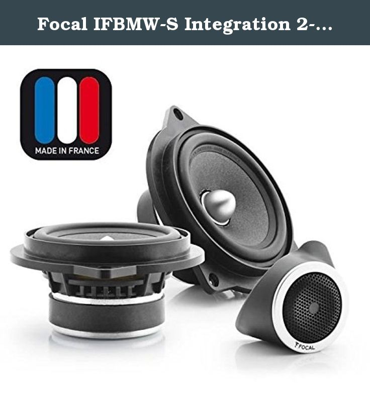 best images about car audio amazing cars cars focal ifbmw s integration 2 way compo for bmw the ifbmw