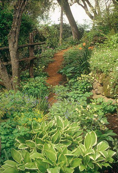 how to make a dense garden