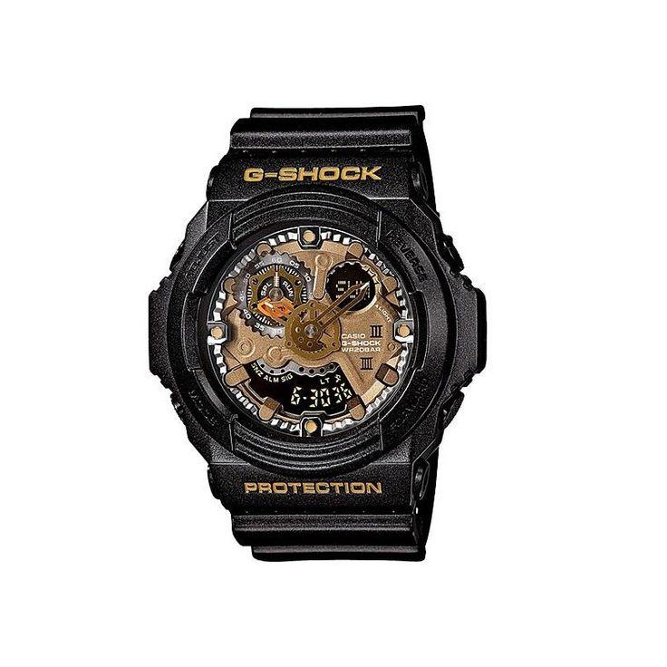 CASIO G-SHOCK GA-300A-1A    http://www.watchworld4.us/?product=casio-g-shock-ga-300a-1a    Price 62$  Free Shipping  Big Sale!