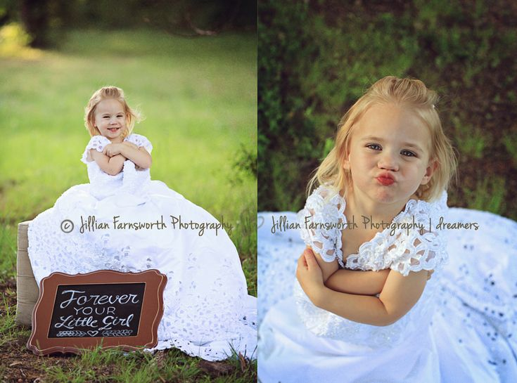 Father Gift To Daughter On Wedding Day: Daughter In Moms Wedding Dress! So Cute! Some Pictures