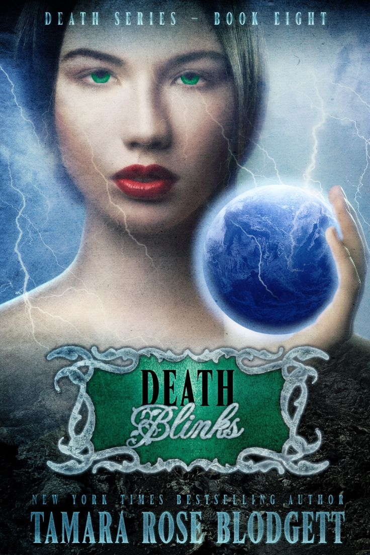 Toot's Book Reviews: Spotlight: Death Blinks (Death Series #8) by Tamara Rose Blodgett