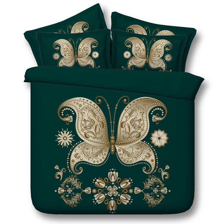 Find More Bedding Sets Information about Free shipping 4pcs 100% modal cotton twin/queen/king/super king size 3d animal butterfly bedding set home textile for Adult/kid ,High Quality cotton blankets king size,China cotton on kids shoes Suppliers, Cheap textil cotton from Fashion Bedding Store on Aliexpress.com