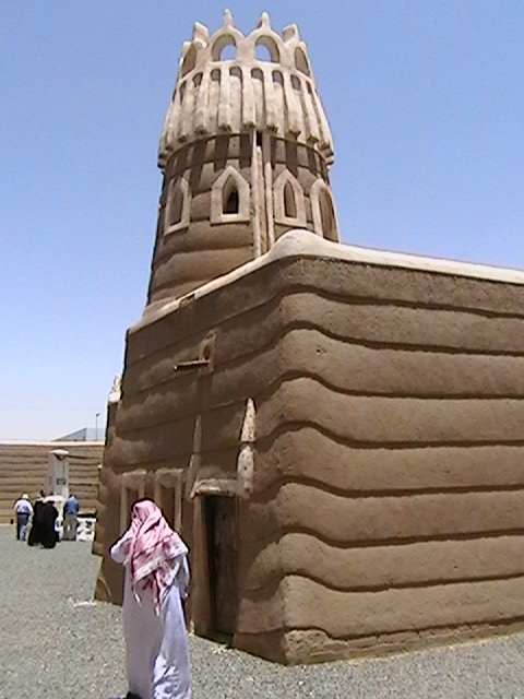 A caravanserai is a roadside inn where travelers rest and recover from the day's journey. Saudi Arabia