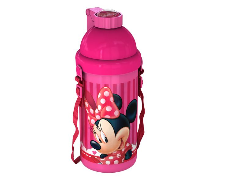 Minnie Mouse water canteen