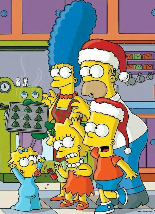 《The Simpsons / Christmas》