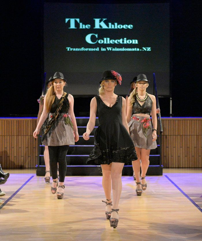 News :: ECO FASHION SHOWCASE OPENS IN STYLE -