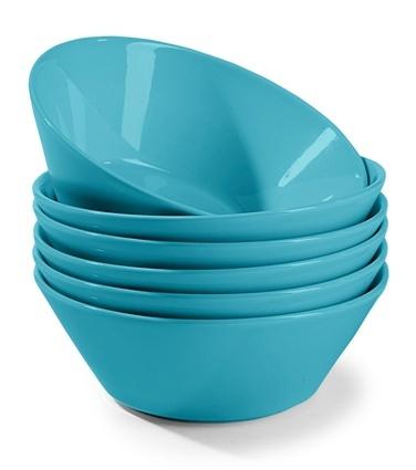 Iittala theme deep bowls, turqois
