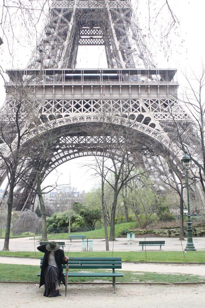 { Dallas Shaw x Favorite Scenes from Paris }