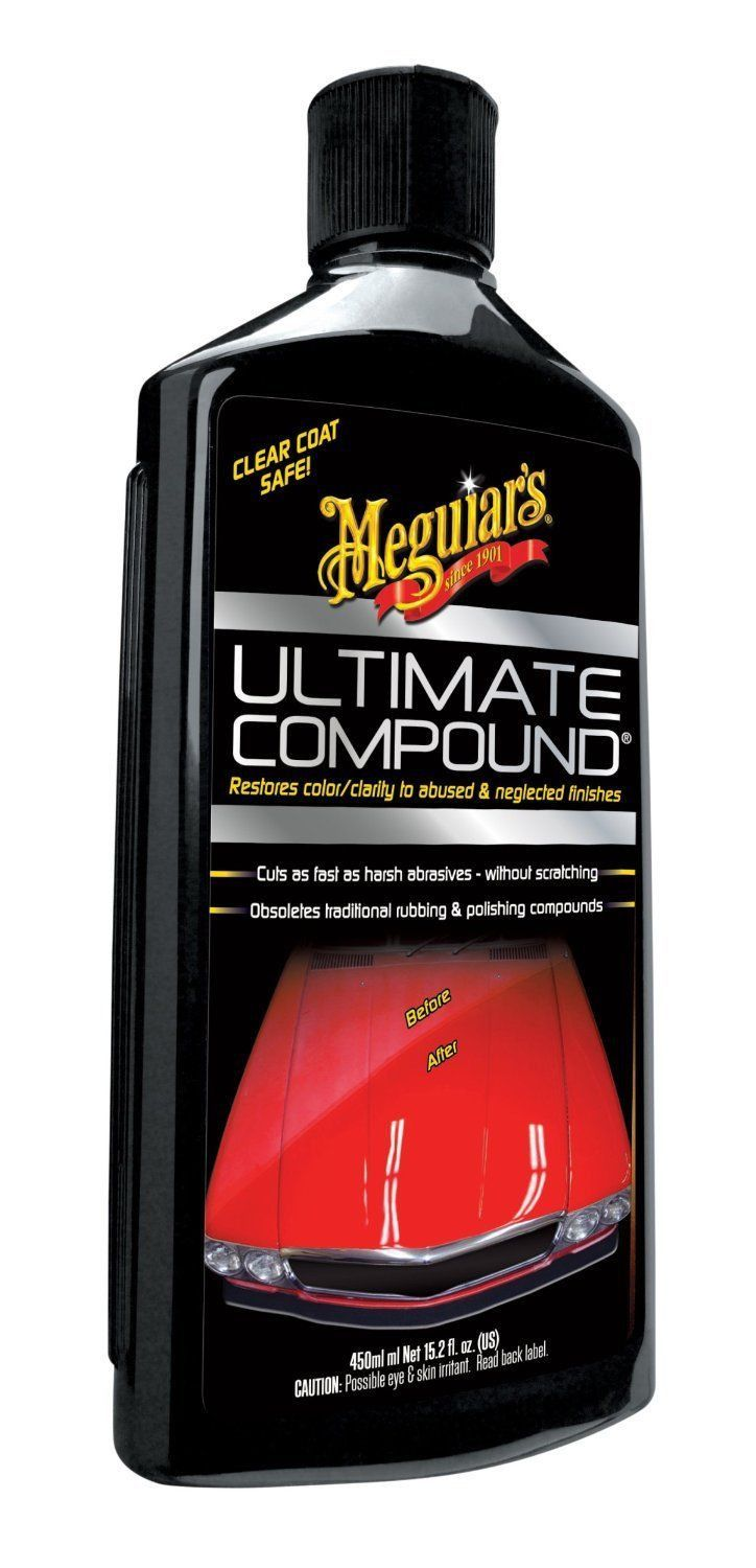 Automotive wax and care meguiar s g17216