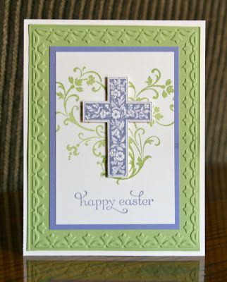 Stampin' Up! Easter  by Krystal De Leeuw at Krystal's Cards and More: Delightful Cards!!