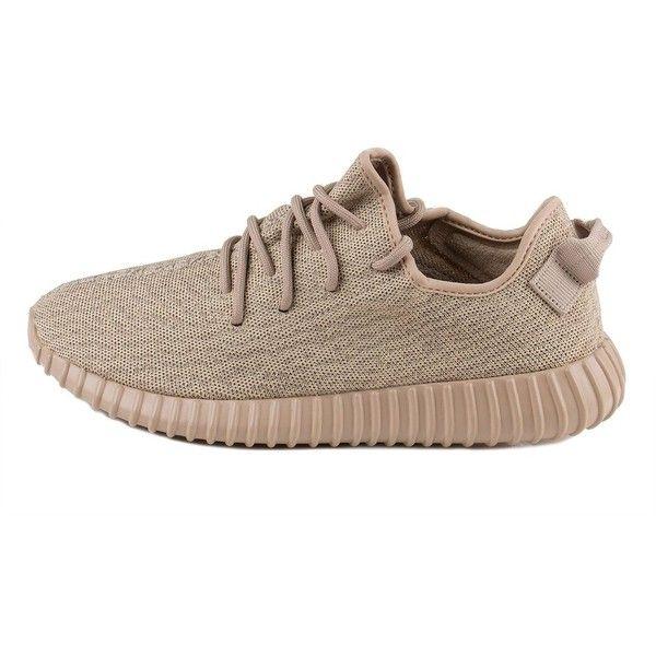 Amazon.com: Adidas Mens Yeezy Boost 350 \u0027Oxford Tan\u0027 AQ2661: Shoes ($1,200)  ? liked on Polyvore featuring men\u0027s fashion, men\u0027s shoes, mens tan shoes,  ...