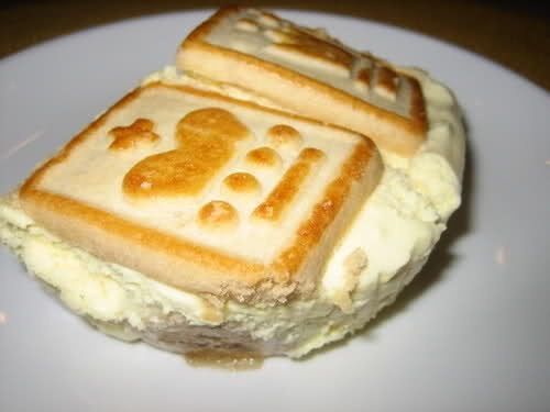 good idea! Chessman banana pudding