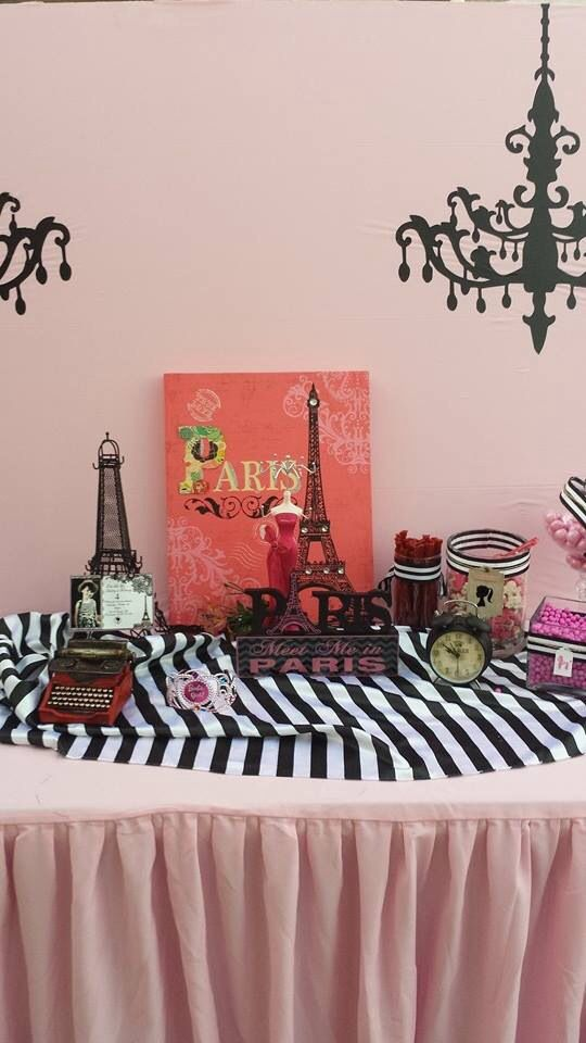 13 best images about night in paris party on pinterest for 13 a table paris