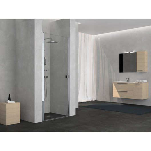 25 best ideas about porte de douche pivotante on - Fixation porte de douche ...