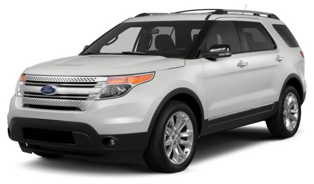 http://www.bloomingtonford.com - The 2014 Ford Explorer XLT combines safety and style to deliver a reliable SUV that anyone can love. Featuring remote keyless entry and standard safety air bags, this vehicle offers both safety and a sense of security.