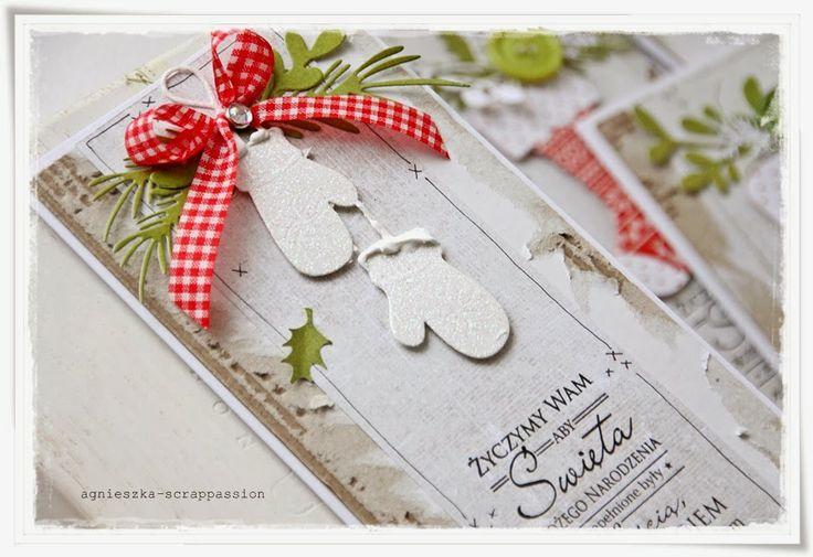 scrappassion: ciepłe życzenia świąteczne ;)