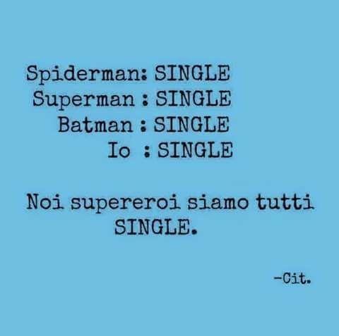 Noi supereroi siamo tutti single - 13106