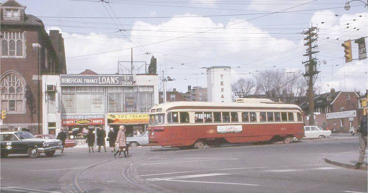 Image result for st clair west streetcar photos