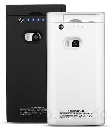 Nokia Lumia 920 ya tiene batería externa http://shar.es/CZJfI