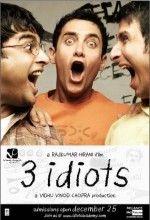 3 Ahmak (2009) afişi