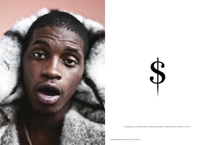 $ (Fat Man Magazine)