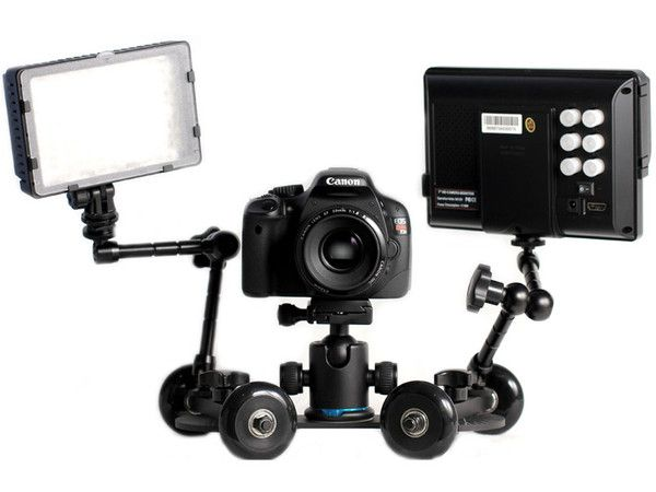 The Revolve Tracking Dolly