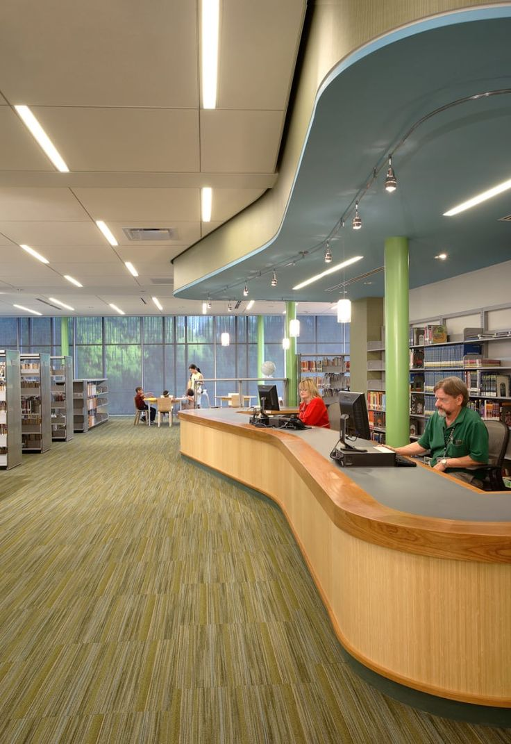 Ikon.5 Architects, James D'Addio · Hockessin Public Library
