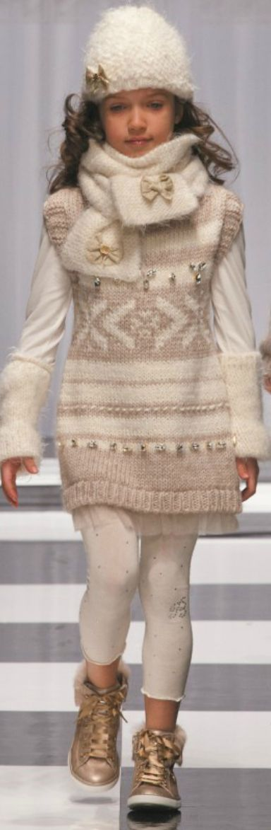 Blumarine Kids~fashions for when you are growing up....I love this...