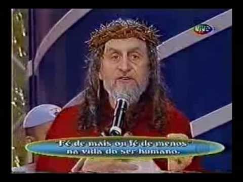 INRI CRISTO ao vivo no Programa do Ratinho (SBT) 12/07/2003
