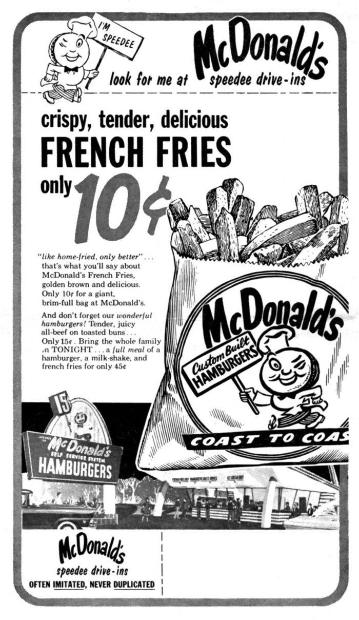 Fast Food Restaurants 73170