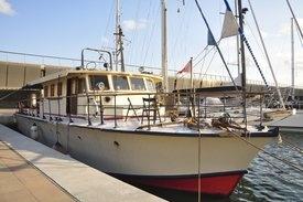 Classic Houseboat in Barcelona -  bnb