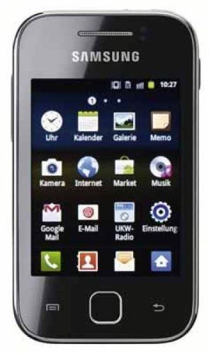 Samsung Galaxy Y S5360 Quad-band GSM Cell Phone – Unlocked | ($114.99)