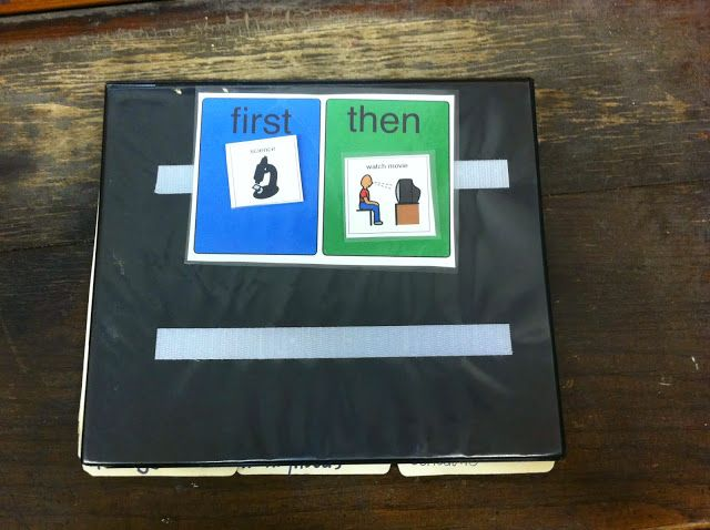 DIY cheap picture exchange communication system PECS books