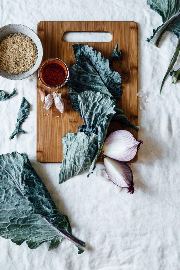 Collard Wraps | TENDING the TABLE