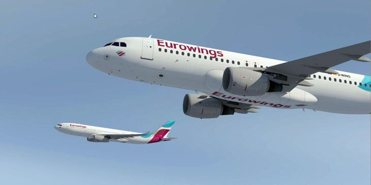 Eurowings  -a new low fare airline in Europe