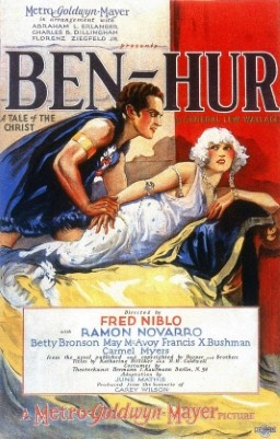 Ben-Hur: A Tale of the Christ 1925    Director: Fred Niblo. Cast: Ramon Novarro, Francis X. Bushman, May McAvoy, Betty Bronson, Claire McDowell, Kathleen Key, Carmel Myers, Nigel De Brulier, Mitchell Lewis, Leo White, Frank Currier, Charles Belcher, Dale Fuller, Winter Hall.    Overview: Ben-Hur is a wealthy Jew and boyhood friend of the powerful Roman Tribune, Messala. When an accident leads to Ben-Hur's arrest, Messala, who has become corrupt and arrogant, makes sure Ben-Hur and his family…