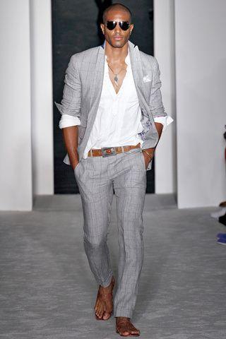 Michael Bastian Fashion show details & more