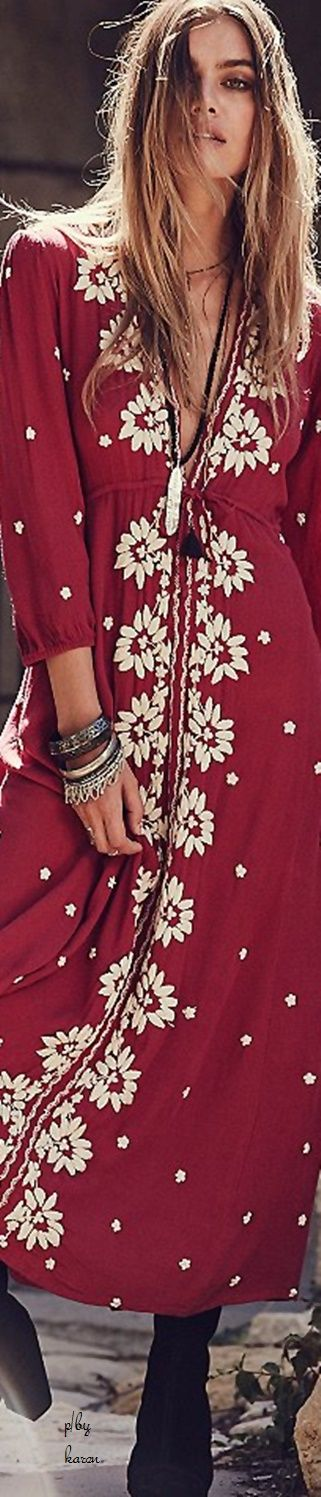 Beautiful! Great color, great embroidery. I'd definitely wear this on a casual day. ab