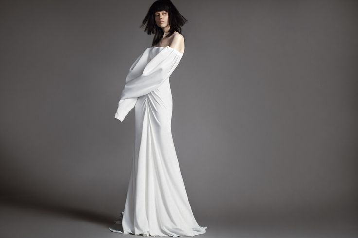 """Vera Wang Bridal & Wedding Dress Collection Spring 2018 